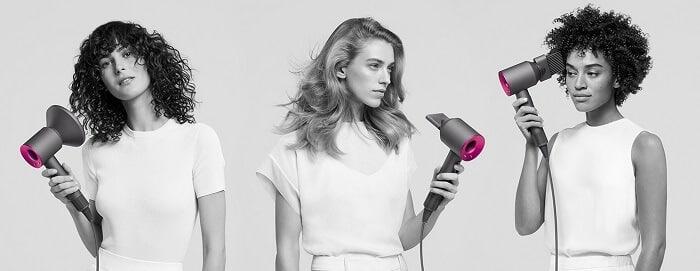 Secador Dyson Supersonic para distintos tipos de cabello