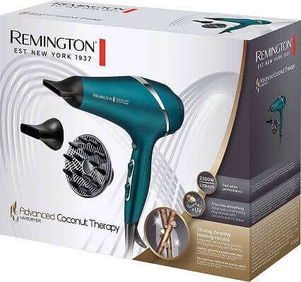 Precio del secador Remington Advanced Coconut Therapy