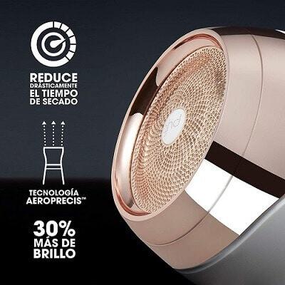 Tecnología Aeroprecis del secador GHD Helios