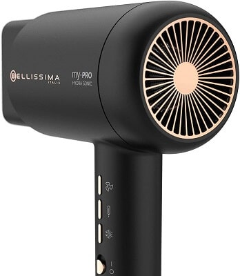 Funciones del secador Imetec Bellissima My-Pro HydraSonic