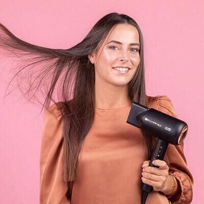 Peinado secador Bellissima HydraSonic
